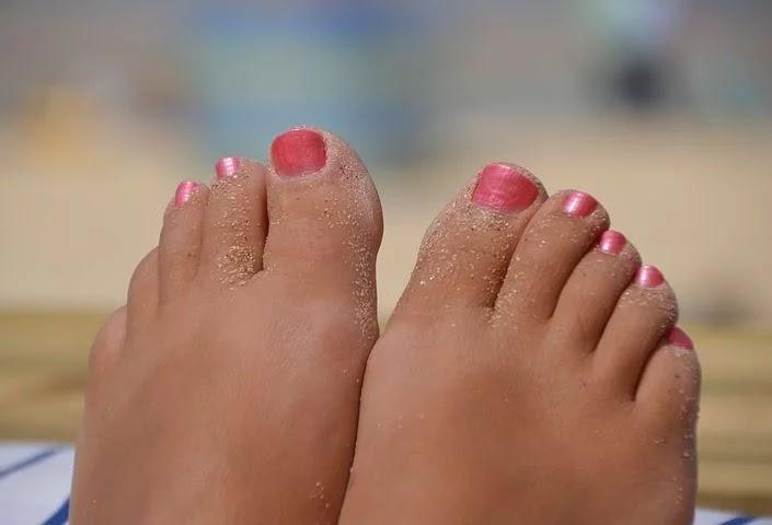 Cara alami atasi gatal pada telapak kaki