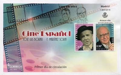 Sobre PDC dedicado a Paco Martínez Soria y José Luis Borau