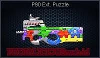 P90 Ext. Puzzle