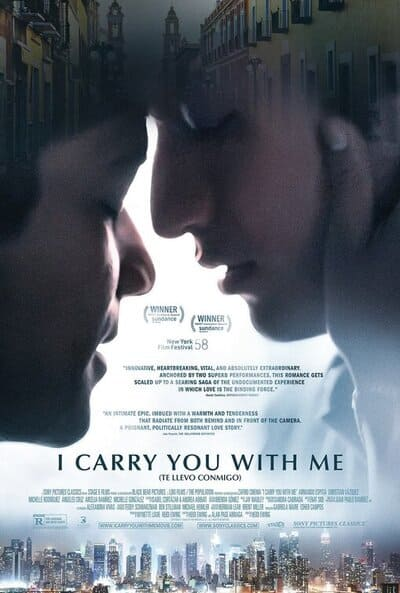 Film I Carry You with Me Sinopsis & Review Movie (2021)