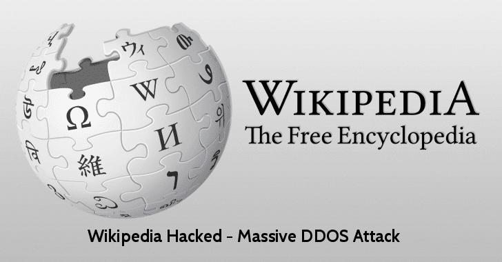 Wikipedia Hacked