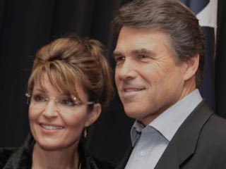 sarah palin rick perry It Doesnt Take Common Sense To Know...The United States is a Secular Country