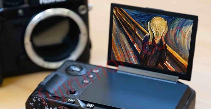 Макет концепта Fujifilm SP-X