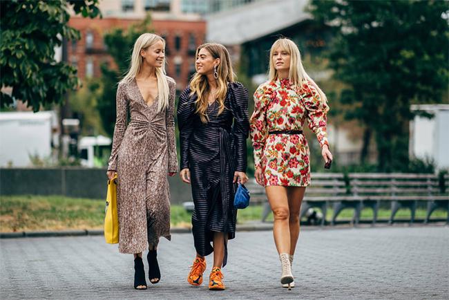 Stylish Street Style New York Fashion Week Spring 2019