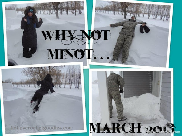 minot north dakota winter