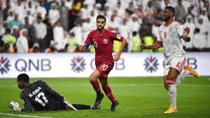 مشاهدة مباراة قطر والامارات