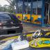 Em Pocinhos (PB): dupla é presa pela PRF com 1 kg de cocaína, arma e munição