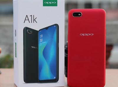 Spesifikasi Hp Oppo A1K
