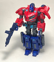 Tribute Optimus Prime Robot Mode