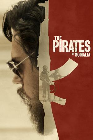 Poster The Pirates of Somalia 2017