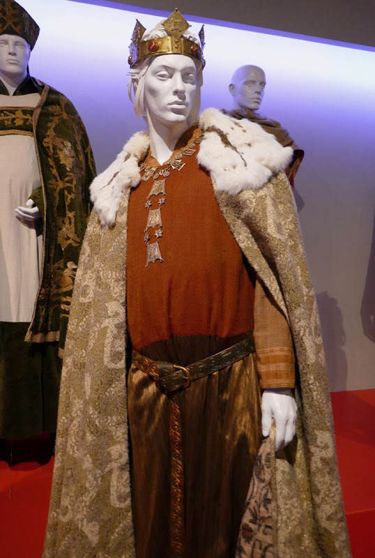 Outlaw King Robert Bruce film costume