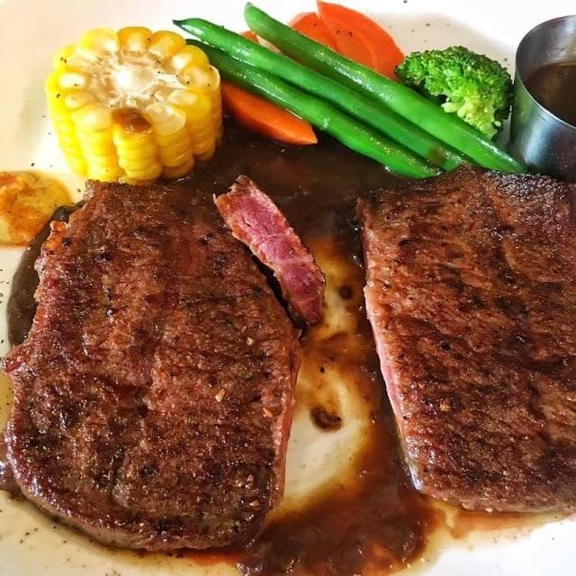 Vinbee Steak - Thịt bò mềm tan trong miệng