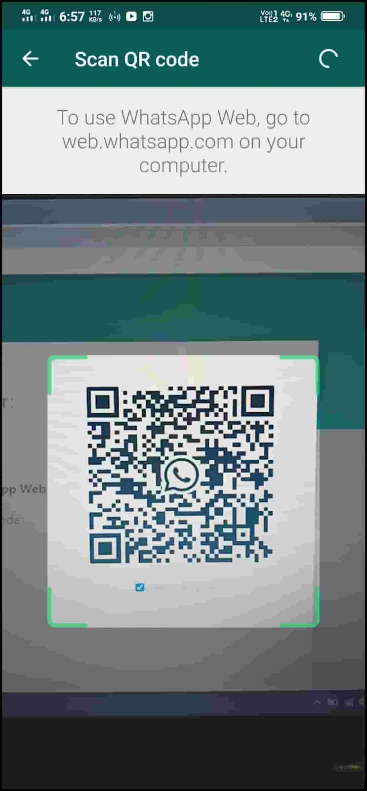 bina mobile ke laptop me whatsapp kaise chalaye
