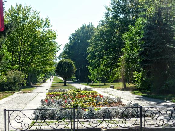 Тернопіль. Парк