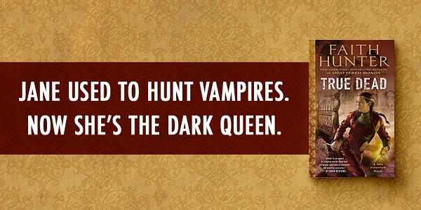 Jane used to hunt vampires. Now she's the dark queen.