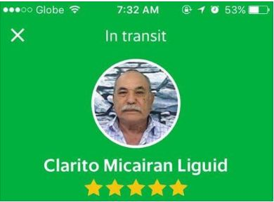 This Call Center Employee Hired A Grab Driver and Was Surprised When He Finally Arrived!