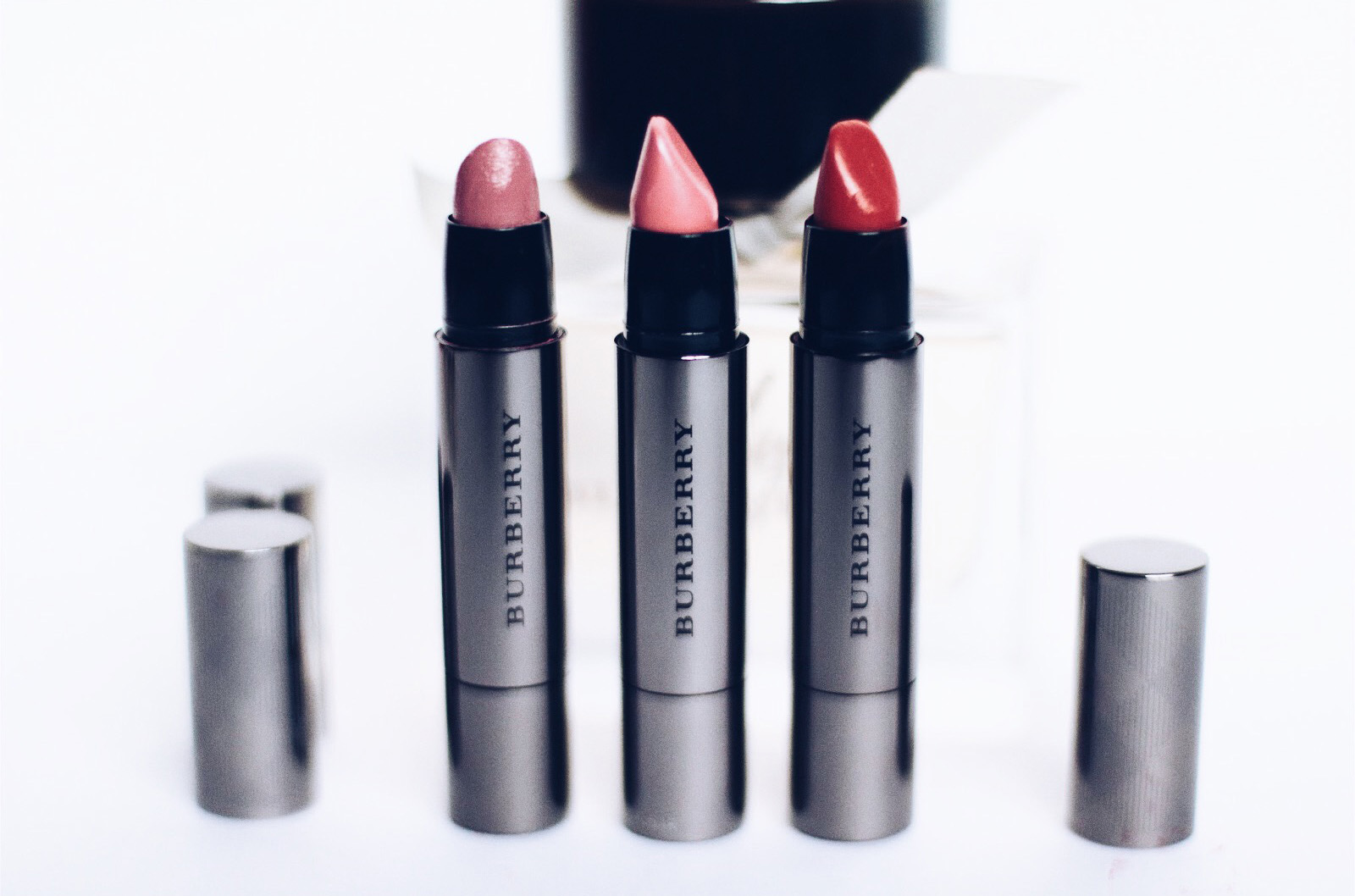 burberry full kisses rouge à lèvres avis test swatches