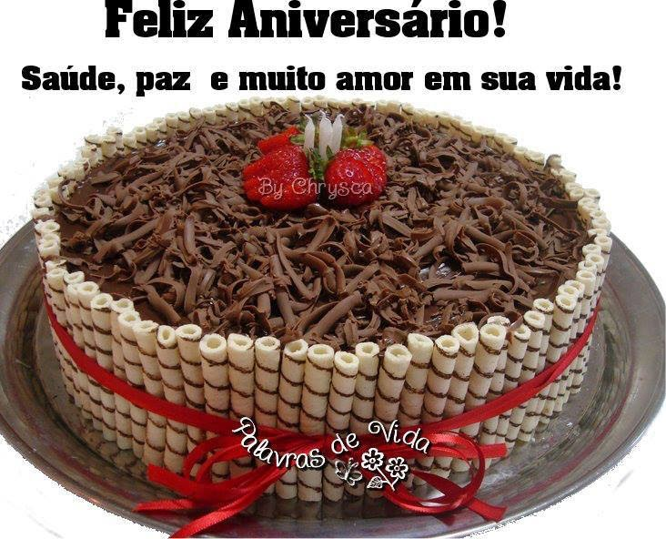 Feliz Aniversário Whatsapp Imagens