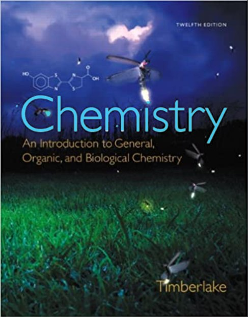 Chemistry An Introduction to General, Organic, and Biological Chemistry 12th Edition in pdf
