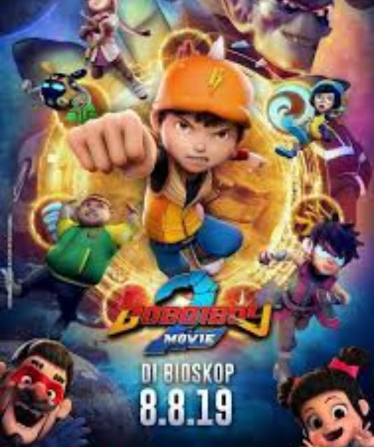 Download film Boboiboy The Movie 2 (2019)