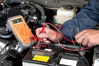 problème électriques après remplacement de la batterie