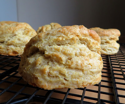 Sour Dough Biscuits