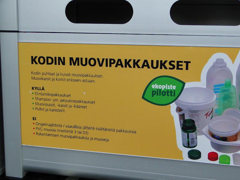 Muovinkeräys Tampere