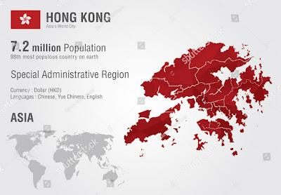 World Geography  Hong Kong