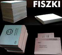 Fiszki słownictwo język norweski Cztery Głowy zestaw STARTER A1 karteczki