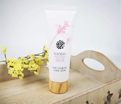 NAOBAY Crema exfoliante facial limpieza profunda (origins)