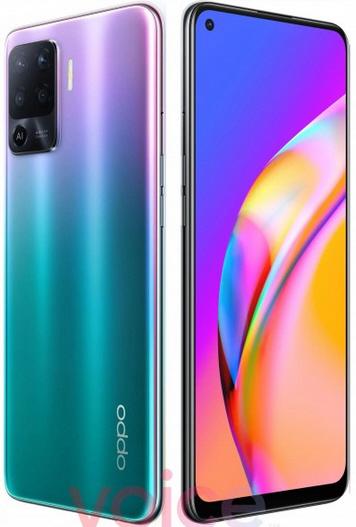 تسريب مواصفات هاتف  Oppo Reno5 F