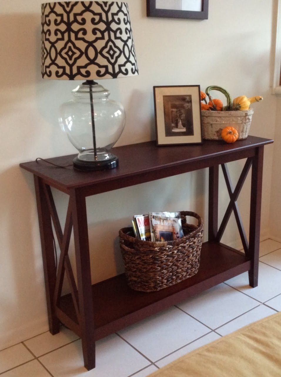 Two It Yourself: Thrifted Dresser To TV Stand/Buffet