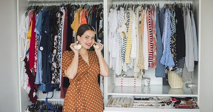 J Ai Enfin Un Dressing Juliette Kitsch Blog Mode Seconde Main Vintage Et Lifestyle A Rennes
