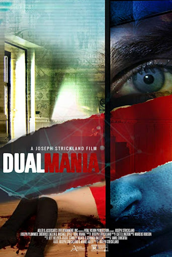 Dual Mania Theatrical Release Poster