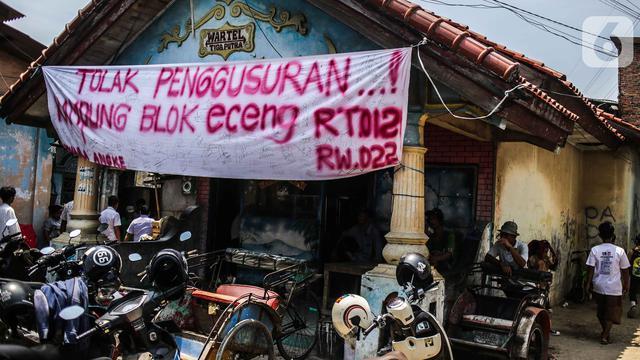 Wali Kota Jakut: Penolak Penggusuran Bukan Warga Sunter