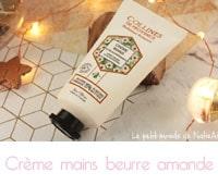 crème mains Collines en Provence