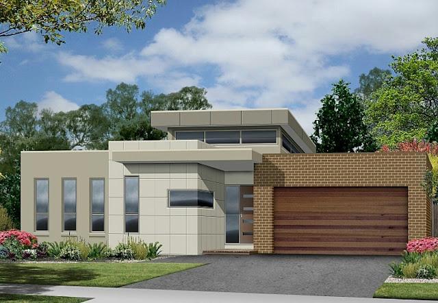 Modern Single Storey House Designs