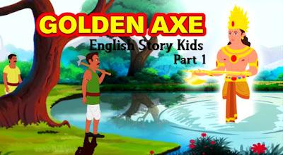 Golden Axe, English Story Kids, Part 1