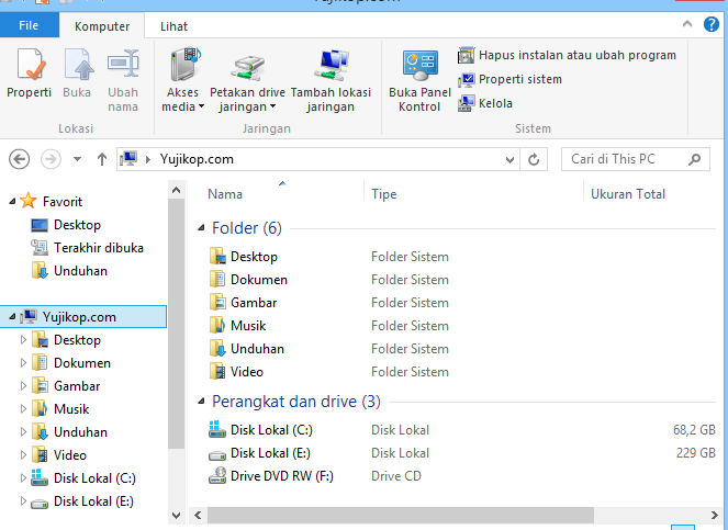 Cara Membuat Bahasa Indonesia Di Windows 8.1
