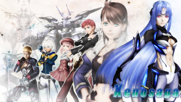 "Image source: ""REVIEW: XENOSAGA EPISODE I: DER WILLE ZUR MACHT"", Charlotte Buckingham"