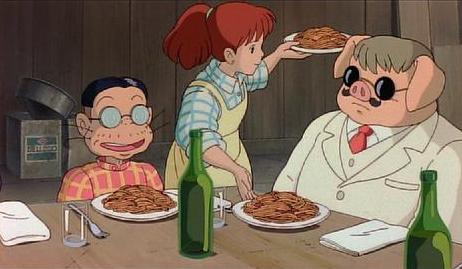 Mae S Food Blog Porco Rosso By Miyazaki