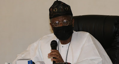 Welcome To Ladun Liadi's Blog: Kankara schoolboys abduction not stage- managed -Lai Mohammed