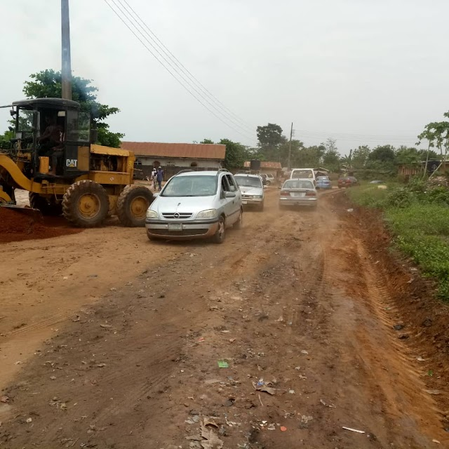 SALIU OPENS ALTERNATIVE ROUTE TO IJEBU-ODE