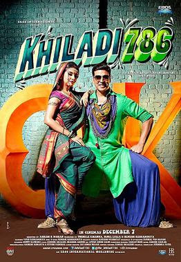 Download Khiladi 786 (2012) Hindi Full Movie 480p [500MB] | 720p [1.6GB]