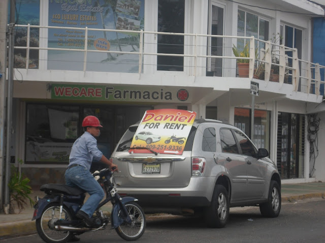 Daniel For Rent y Farmacia Wecare en Sosúa