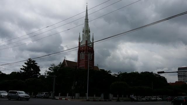Iglesia de la Santísima Trinidad (Anglicana) - Yangón