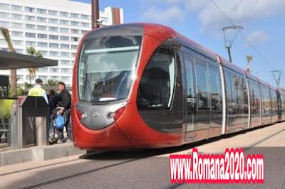 اخبار المغرب حادثة سير ترامواي tramway يتسبب في وفاة موظفة بالدار البيضاء