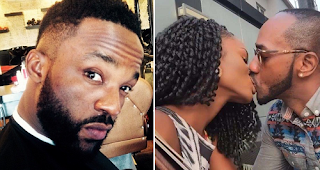 Eva Alordia warns Iyanya and others to leave her relationship alone