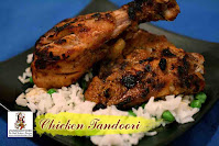 viaindiankitchen - Chicken Tandoori