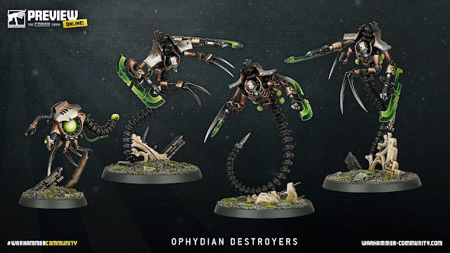 Ophydyan Destroyers